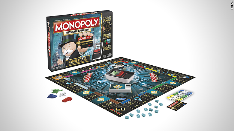 hot toys monopoly
