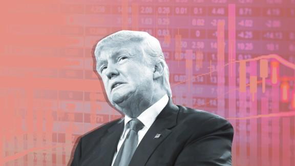 Trade war is Wall Street's top Trump fear