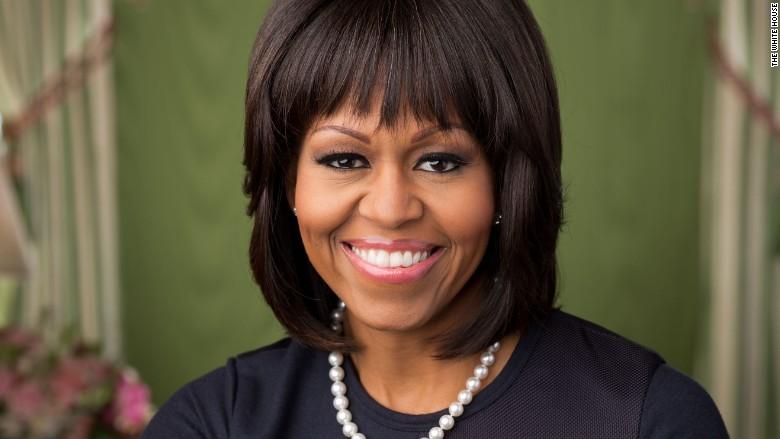 first lady portrait