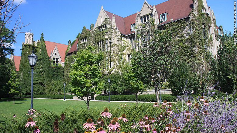 most expensive colleges 2016 university of chicago