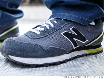 95ff1e92446f4 Customers burn New Balance shoes over Trump comments
