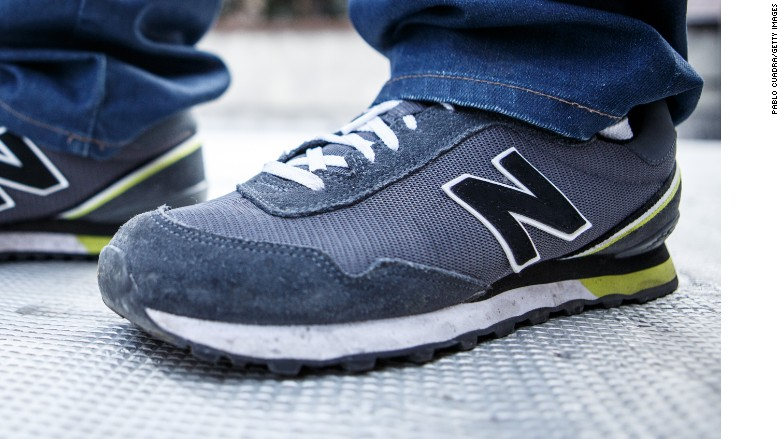 New Balance Customers Burn Shoes Over Trump Comments