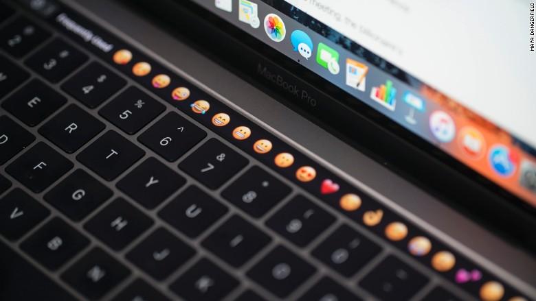 MacBook Pro Emoji