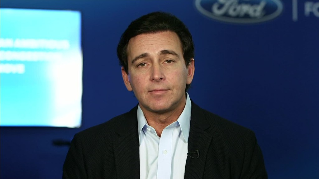 Ford CEO: 35% tariff would impact U.S. workers
