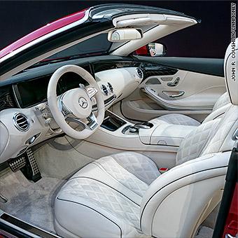 Most Expensive Mercedes >> Mercedes Unveils Its Most Expensive Car