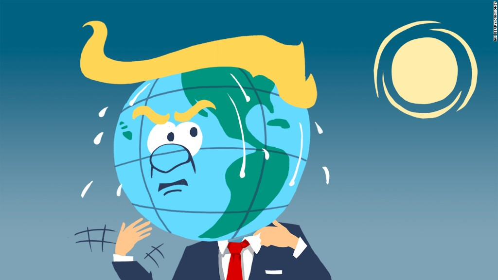 Trump Move To Roll Back Climate Rules Won T Bring Back