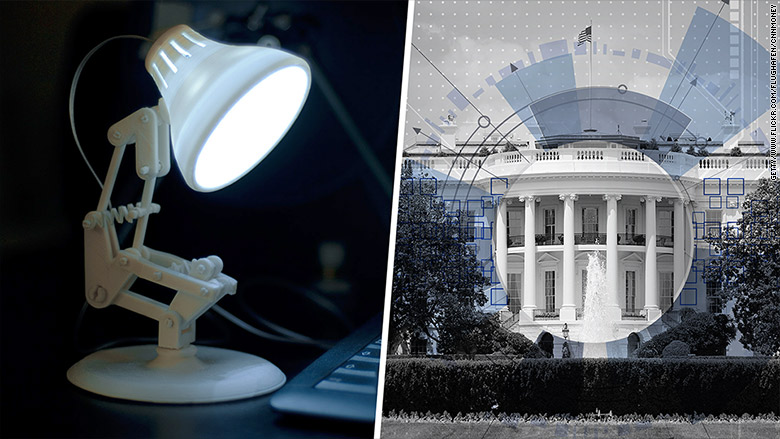 white house pixar innovation
