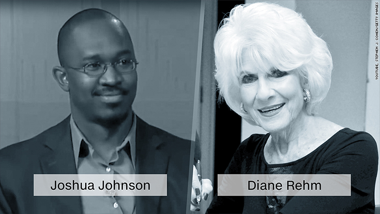 joshua johnson diane rehm