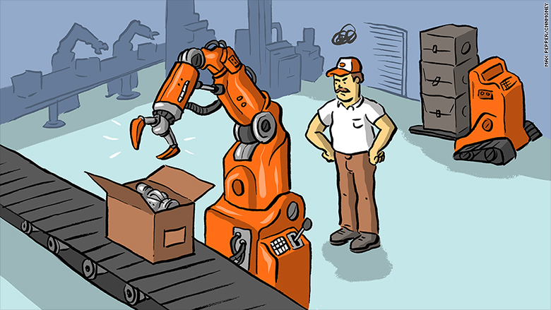 trump tech populism robots