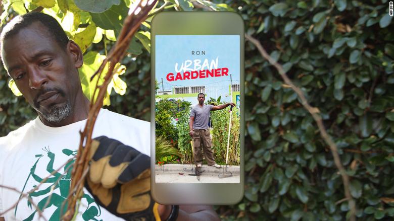 airbnb urban gardener