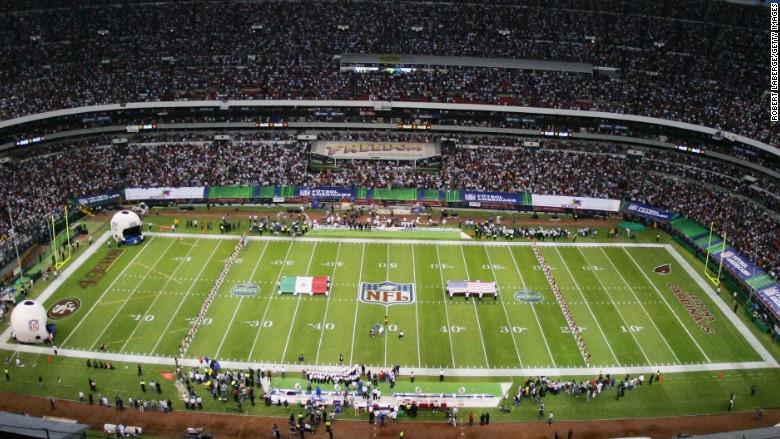 161117130312 nfl mexico 780x439 - Football News Cnn