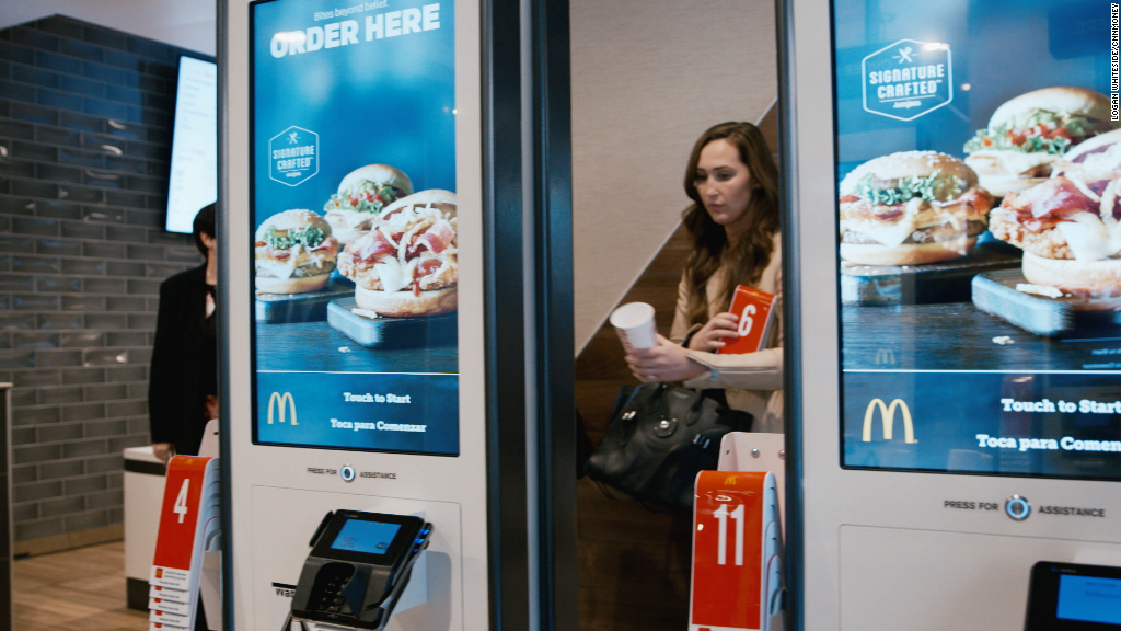 McDonald's CEO: We are modernizing your burger experience