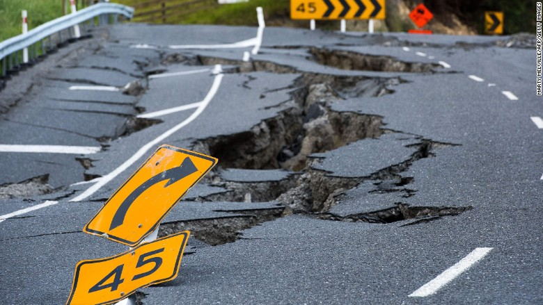new zealand earthquake kaikoura