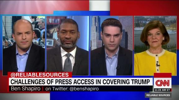 Top network executives, anchors meet with Donald Trump