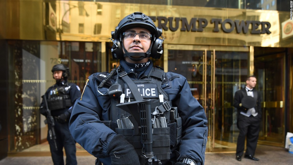 What it's like to live in Trump Tower if you aren't Donald Trump