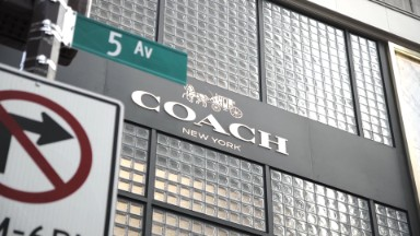 Why Coach doesn't want to be a discount brand