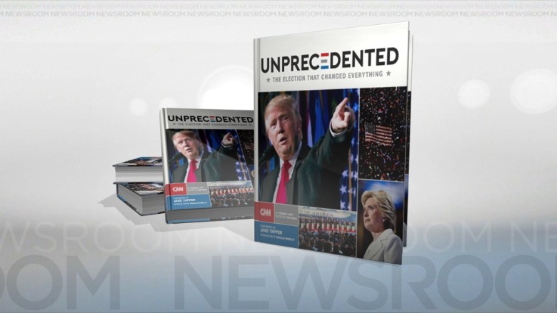 Unprecedented book cover