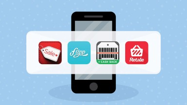 4 shopping apps for finding the best deals