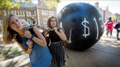 Thousands of private student loan borrowers will get debt relief