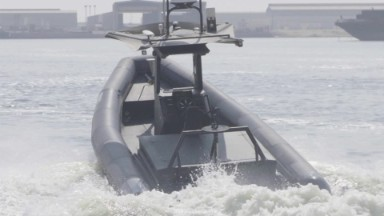 Developing unmanned vessels in Abu Dhabi