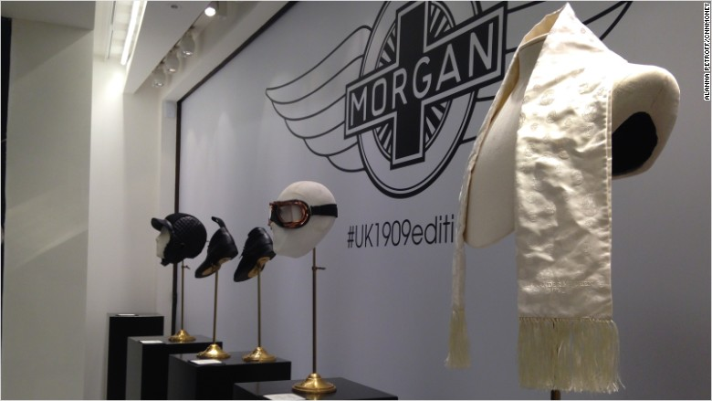 selfridges morgan motor accessories