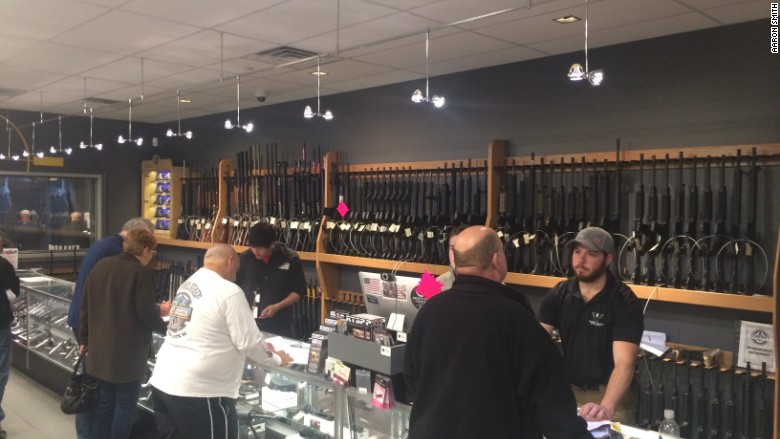 gun store black friday rtsp