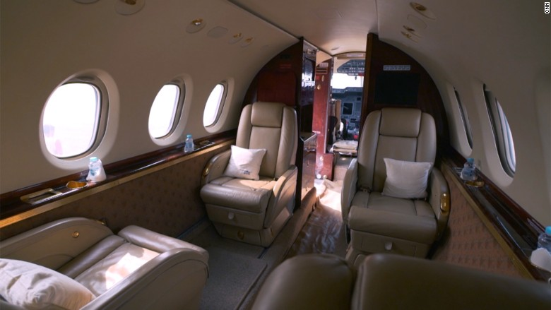 india private jet jetsetgo