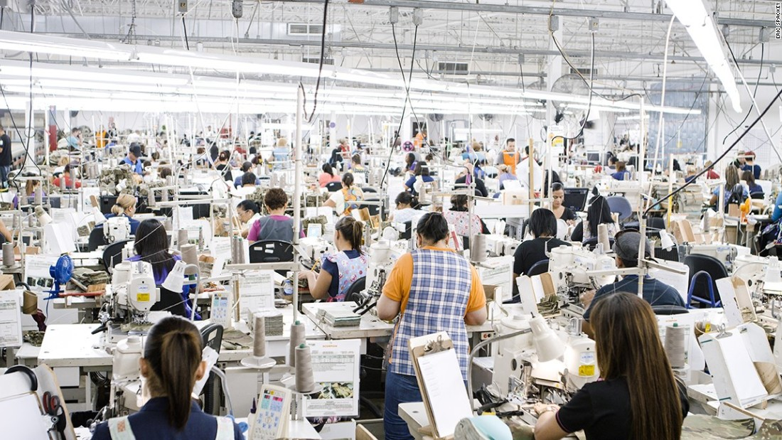 Chinese manufacturers are setting up shop in the U.S.