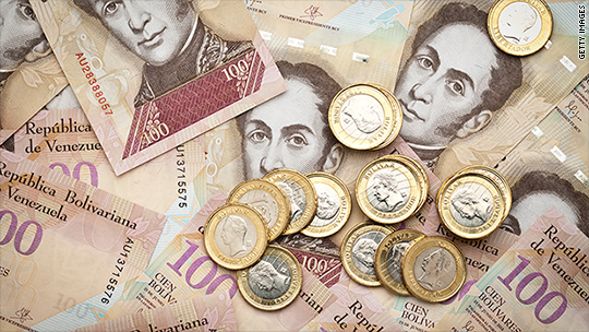 Venezuela S Currency Is In Free Fall