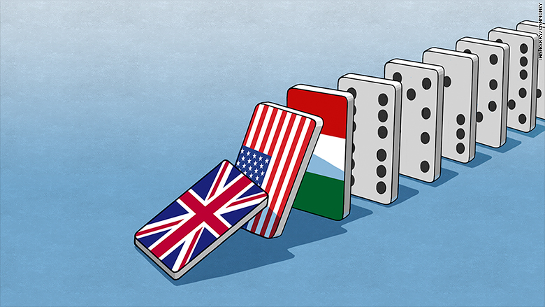 Risultati immagini per trump brexit italy