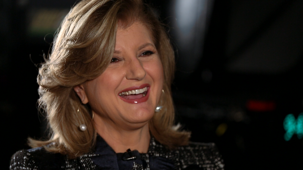 Why Arianna Huffington is selling a bed for your phone ... for $100