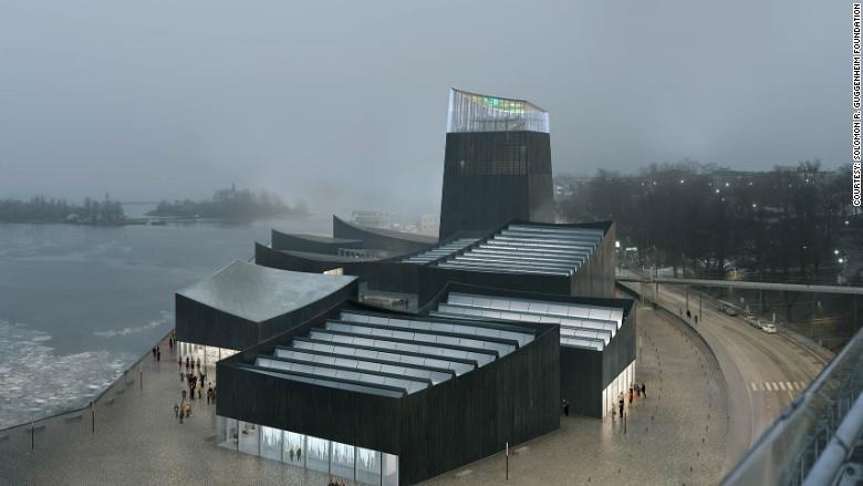 Helsinki Guggenheim