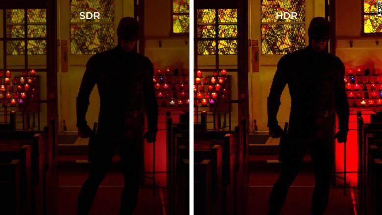 Daredevil HDR Marvel Netflix