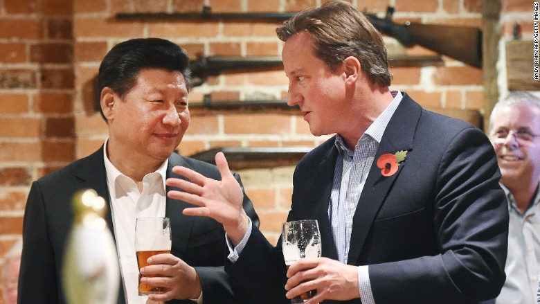 china british pub xi jinping
