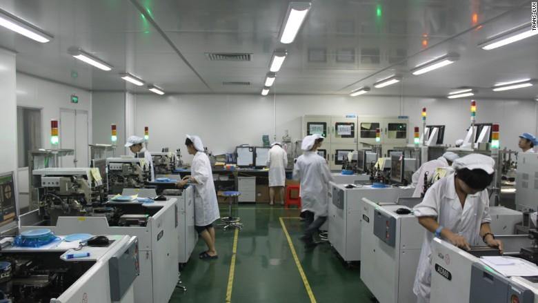 translux china plant
