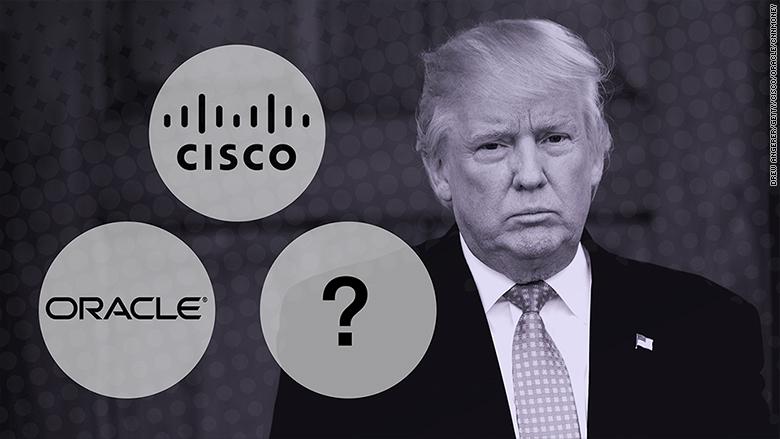 trump tech leaders