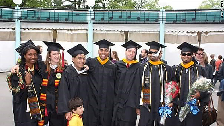 juan de jesus graduation