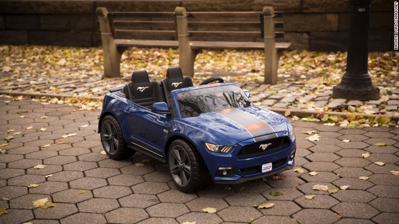 power wheels ford mustang kids car