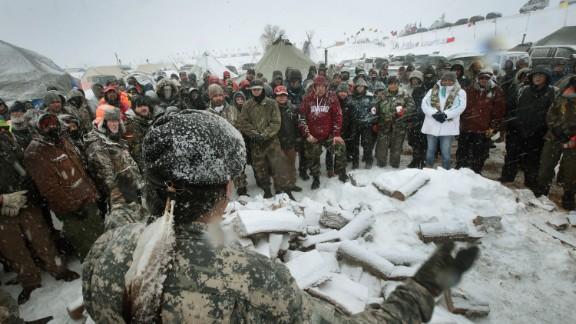 Dakota Access Pipeline suffered a minor oil spill in April