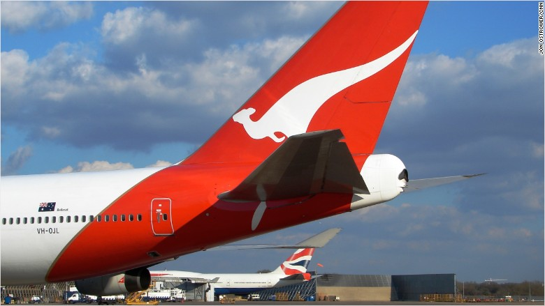 Qantas To Start Worlds First Non Stop Flights Between Australia And
