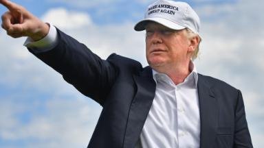 Trump's conflicts of interest are unprecedented