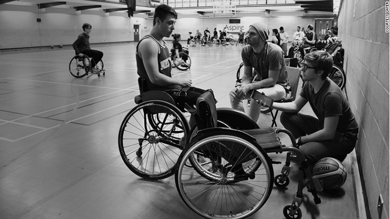 Go Wheelchair research