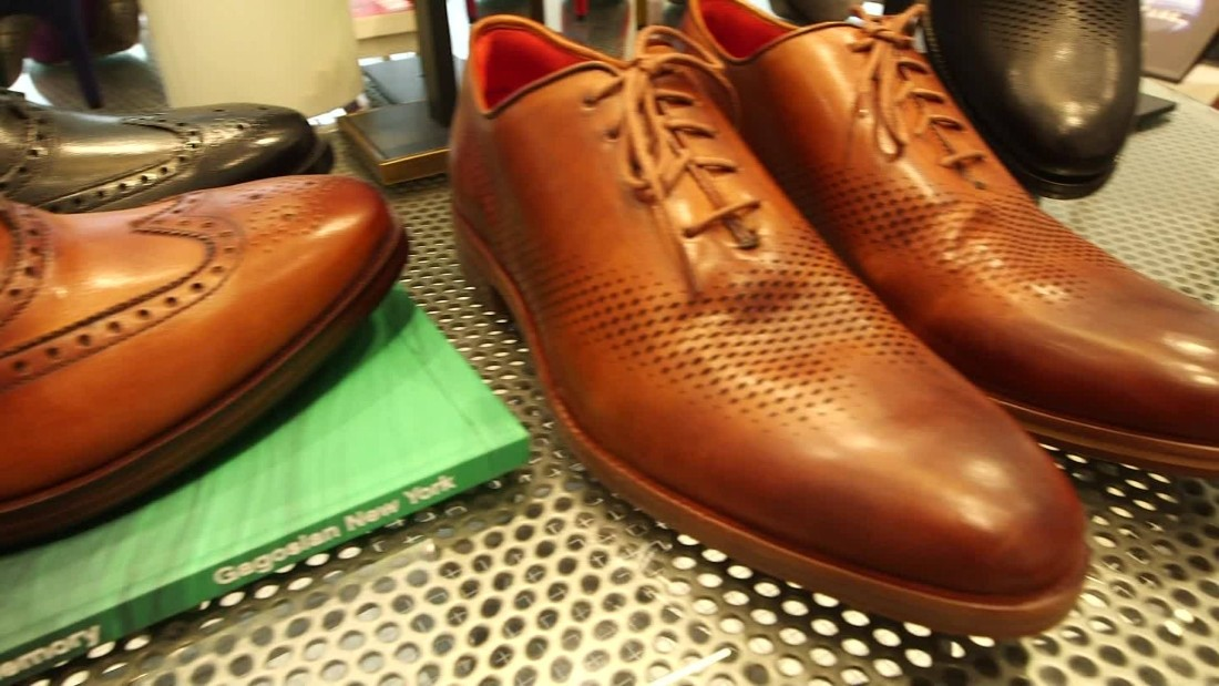 Cole Haan Updates Its Shoes With High Tech Designs Video