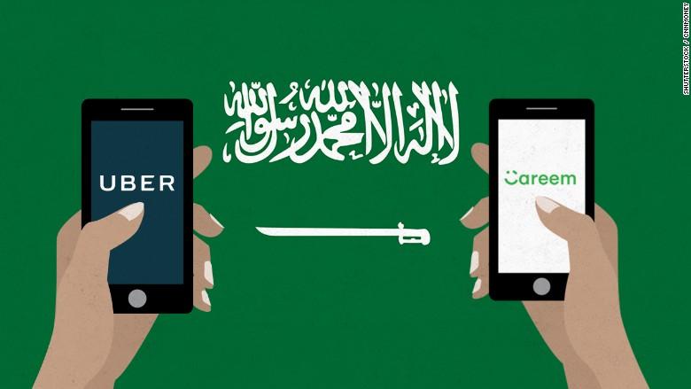 uber careem saudi arabia