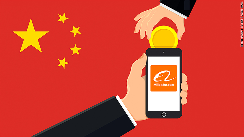 alibaba china tech giant