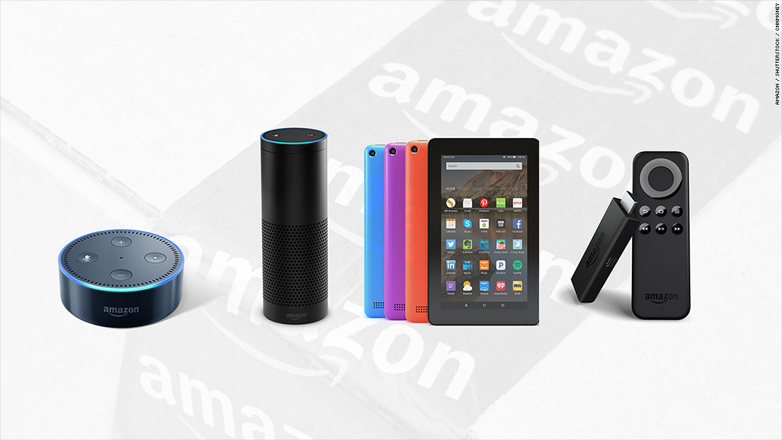 Amazon holiday sales: Enough TVs to dwarf Mt. Everest
