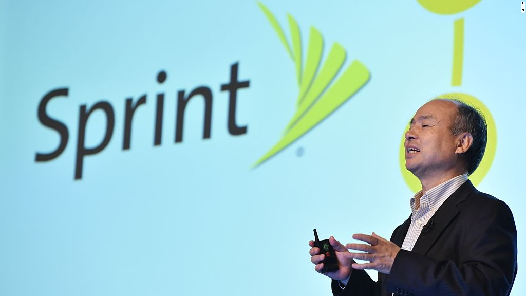 Trump: Sprint bringing back 5,000 jobs