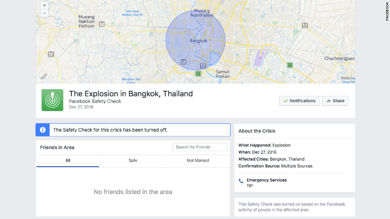 facebook safety check bangkok explosion