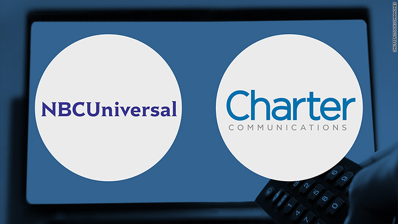 nbcuniversal charter communications