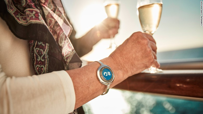 Carnival S New Wearable Rethinks The Cruise Ship Vacation